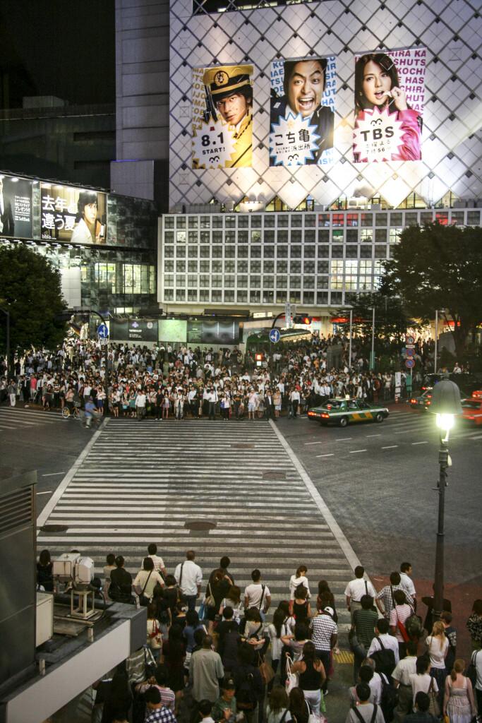 Tokio, una colmena de neón y sushi 1