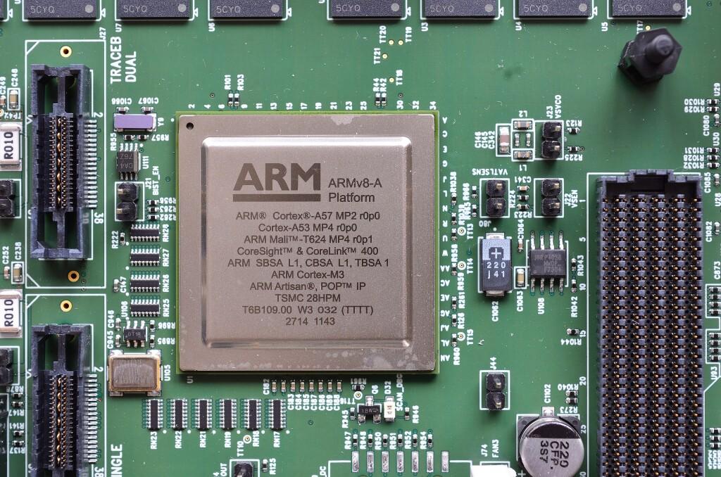ARM, el procesador que mueve tu móvil 1