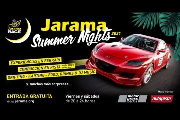 Noches del Jarama, ocio en el templo