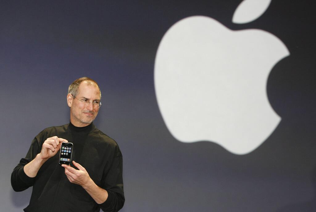 Steve Jobs, 20 años sin el fundador Apple 1