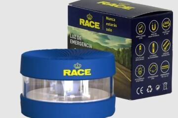 Consigue con el RACE la luz de emergencia 1