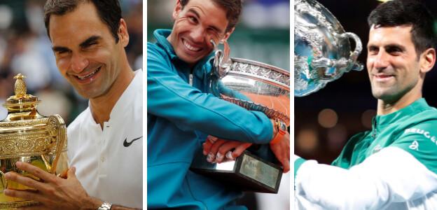 El tenis busca su leyenda