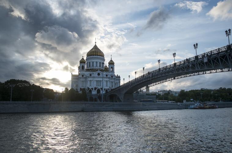 La cara más amable de Moscú 2