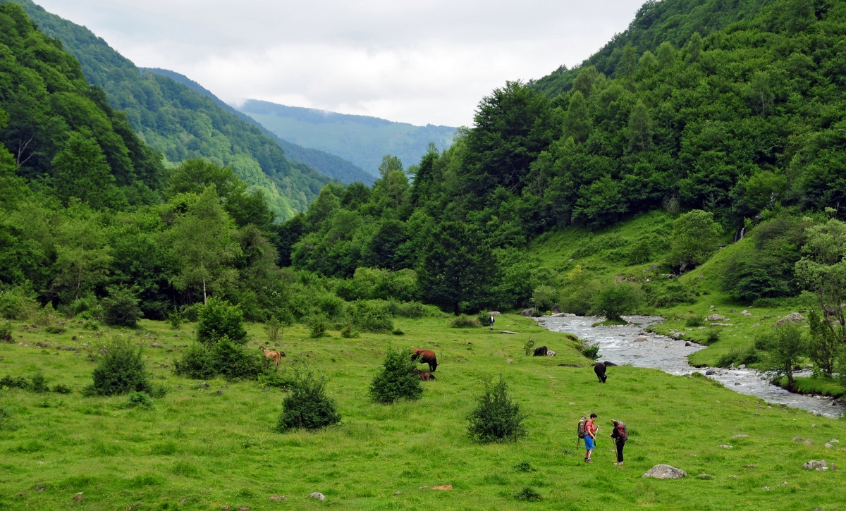 02 Paisaje de Ariège