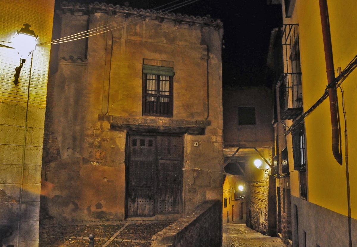 10 Toledo noche