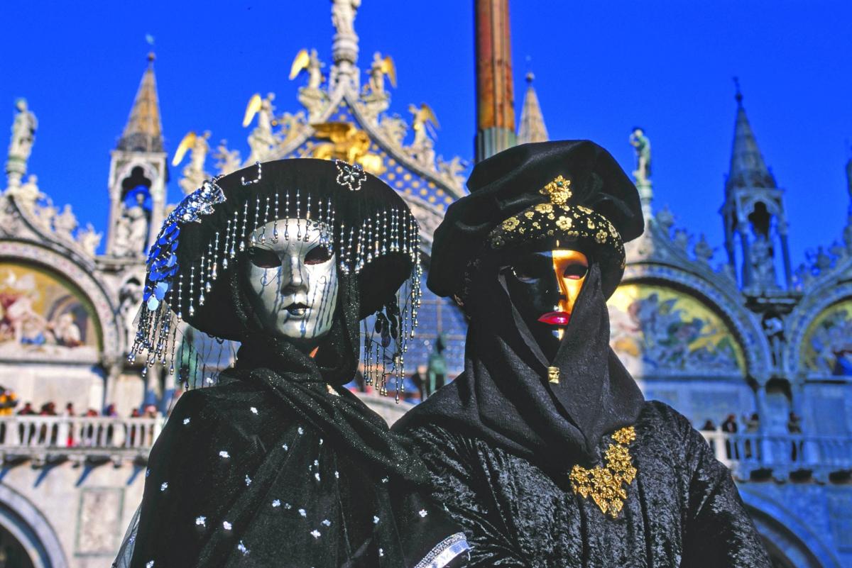 35 Carnaval de Venecia