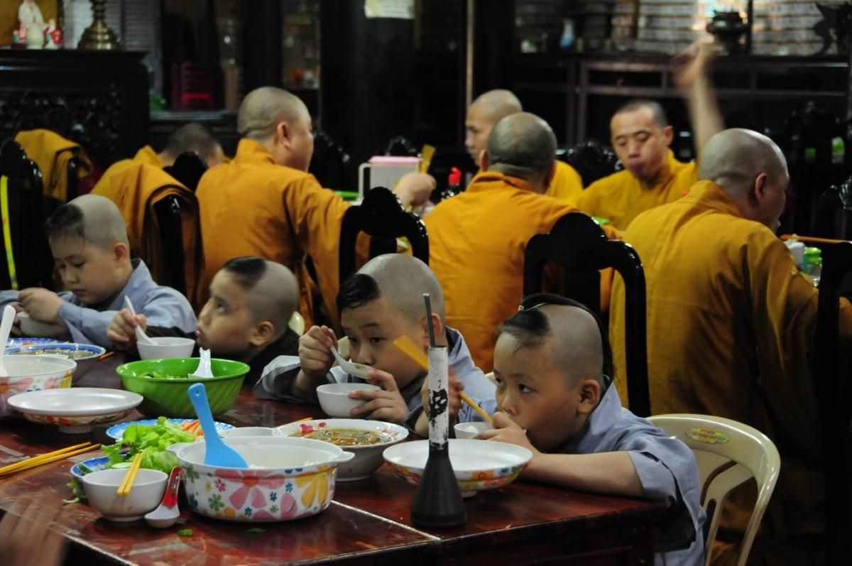 Pagoda Chùa Gián Lâm de Ho Chi Minh