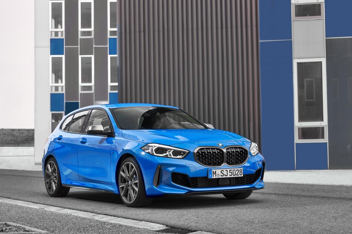 BMW serie 16