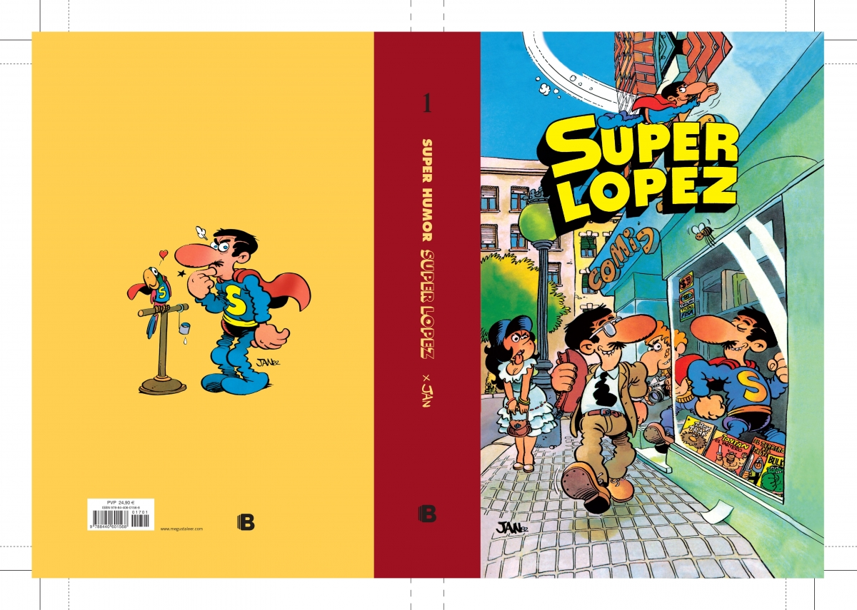 Forrotapa Super Humor SuperLopez 1