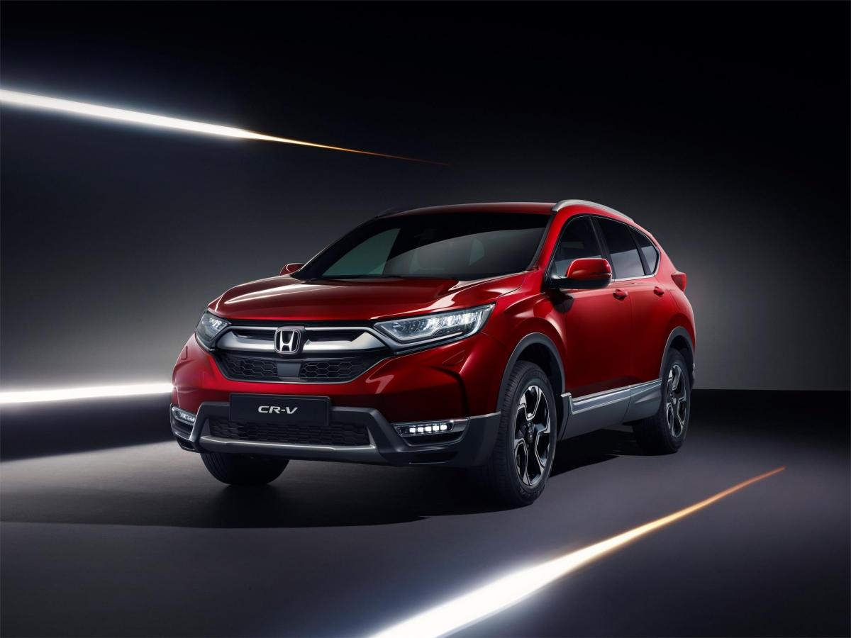 Honda CR-V5