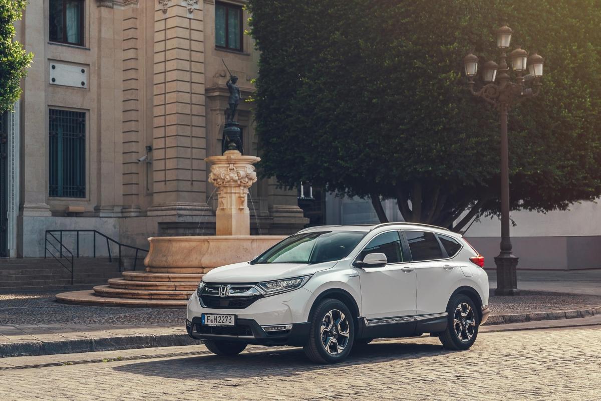 Honda CR-V Hybrid1