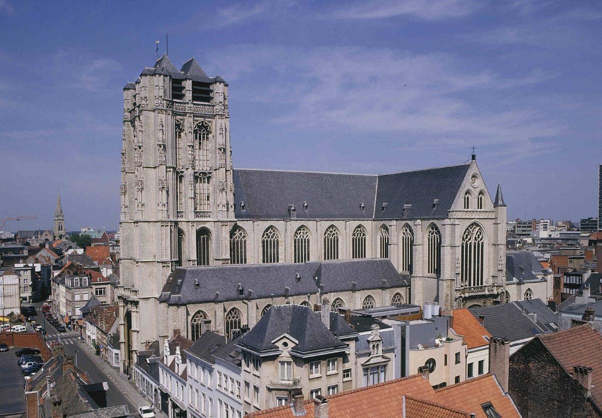 Iglesia de San Jaime de Amberes