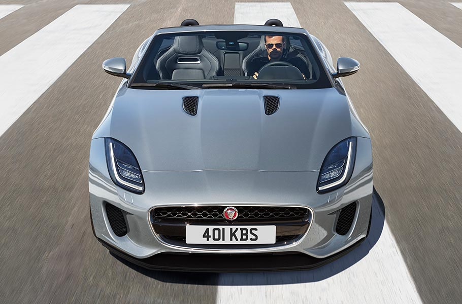 Jaguar F-Type Convertible3