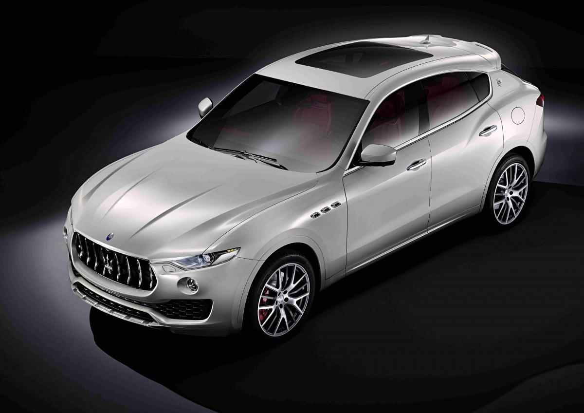 Maserati Levante3