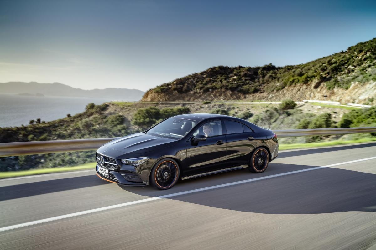 Mercedes CLA Coupé1