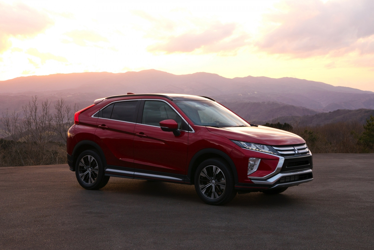 Mitsibishi Eclipse Cross1