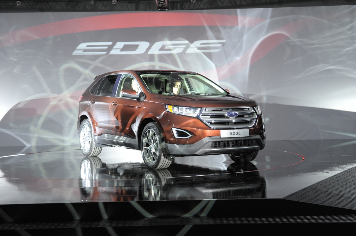 New Ford Edge Reveal 07