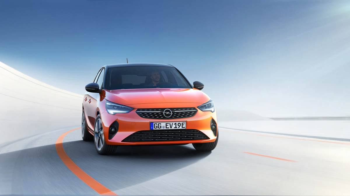 Opel Corsa-e1