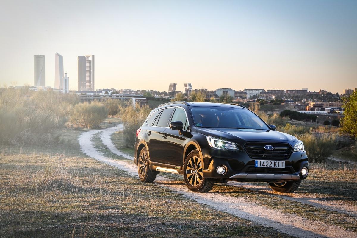 Subaru Outback 20193