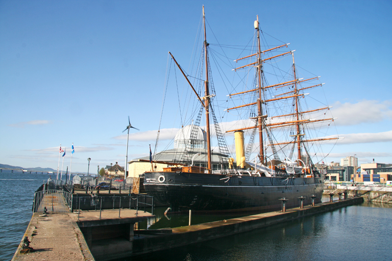 The Discovery Dundee