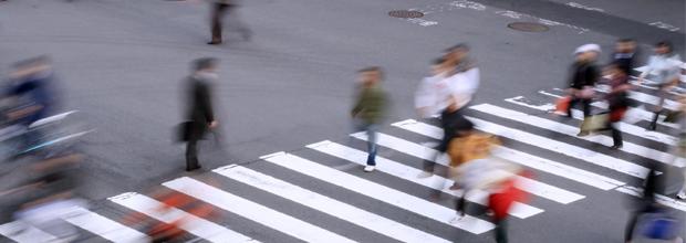 Consejos para los peatones