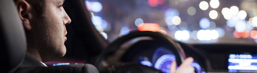 Visión y conducción nocturna