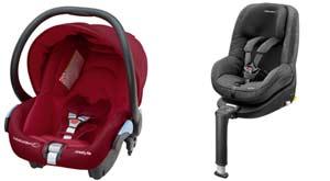 Grupo sillas infantiles