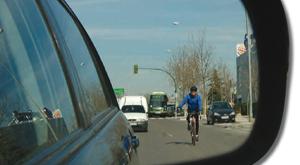 Conductores frente a ciclistas