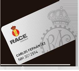 Tarjeta RACE Unlimited