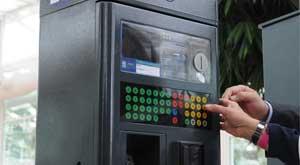 Nuevo sistema de parquímetros en Madrid
