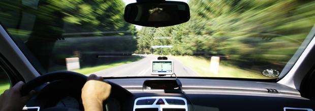 Campaña distracciones al volante
