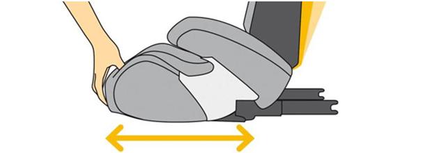 Sillas de coche para ni os con isofix mayor seguridad race for Silla de seguridad coche