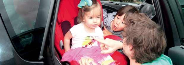 Homologación sillas infantiles