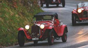 Alfa Romeo, la magia del cuore sportivo