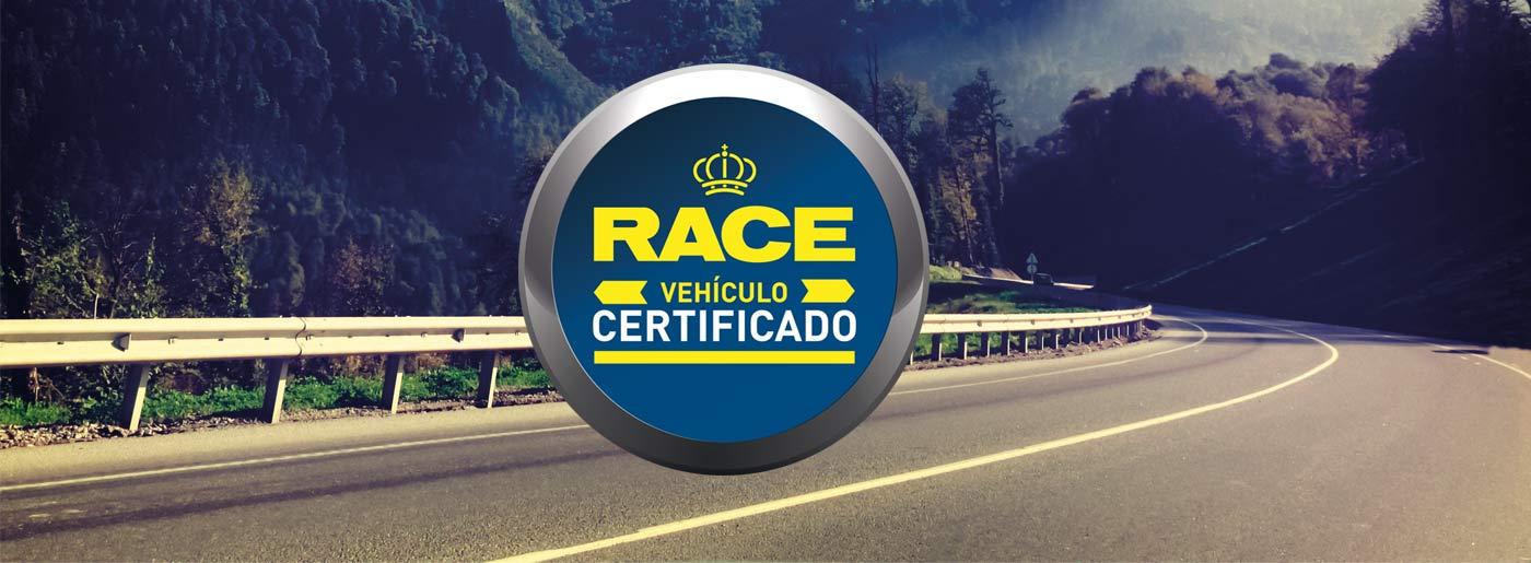 Vehículo Certificado RACE