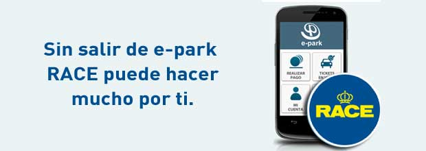 RACE y e-park