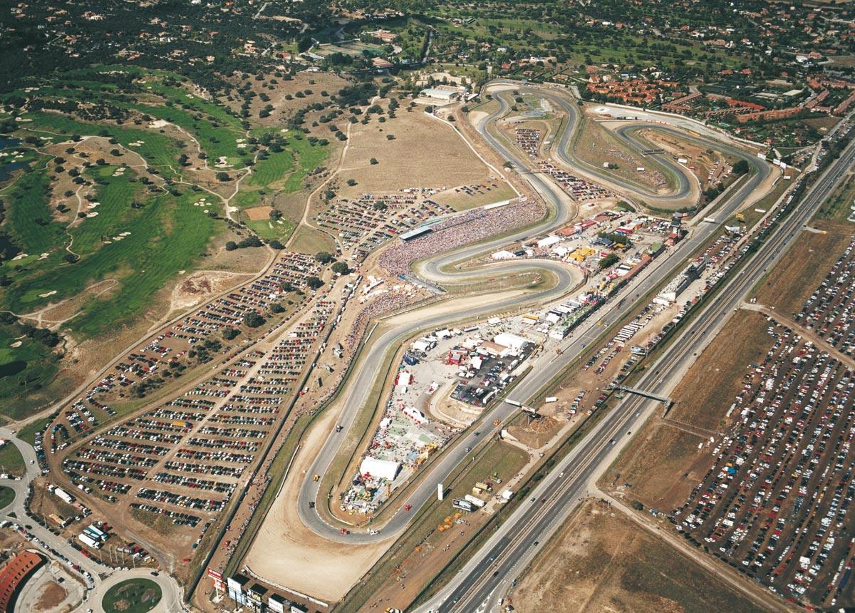 Circuito Jarama : El circuito del jarama de los más míticos de españa race