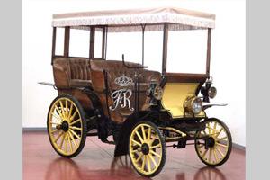 Delahaye Tipo 1 1899