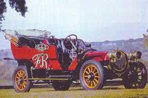 Delaunay Belleville 28 HP 1908