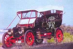 Hispano Suiza 2030 HP 1907