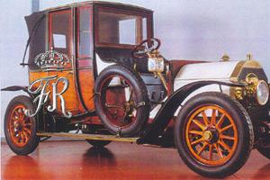 Mercedes Simplex 1903