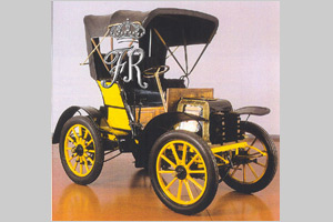 Panhard Levassor tipo A2 1901
