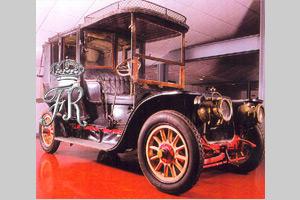 Panhard Levassor tipo U2 1907