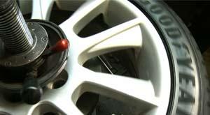 Sistema de suspensión neumáticos