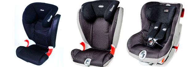 Garantía calidad sillitas infantiles
