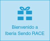 Bienvenido a Iberia Sendo RACE
