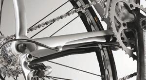 Transporte de la bicicleta en el vehículo