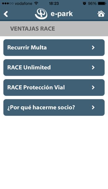 RACE e-park