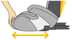 Cómo instalar silla coche con isofix