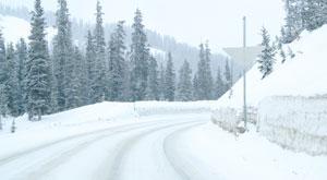 Conducción invernal consejos seguridad vial